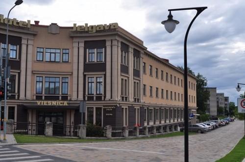 Jelgava hotel